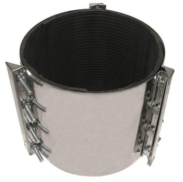 Repair clamp DN 250/300