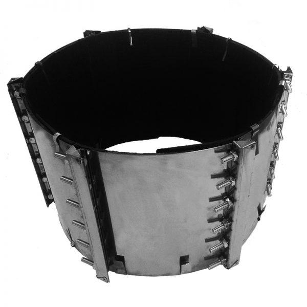 Repair clamp DN 600/300